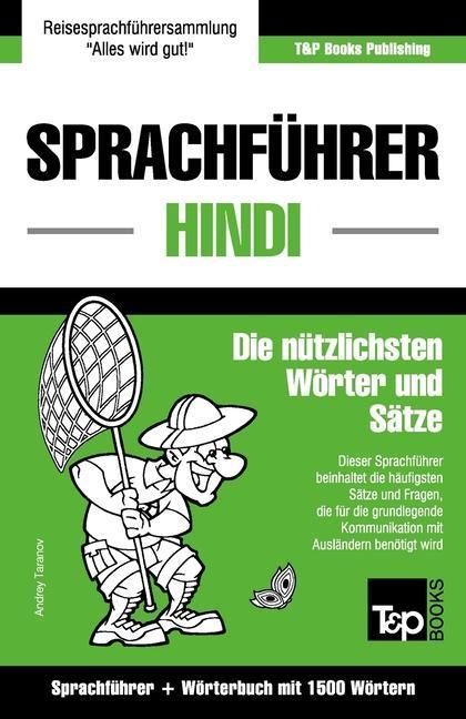 Sprachfuhrer Deutsch-Hindi Und Kompaktworterbuch Mit 1500 Wortern als Taschenbuch