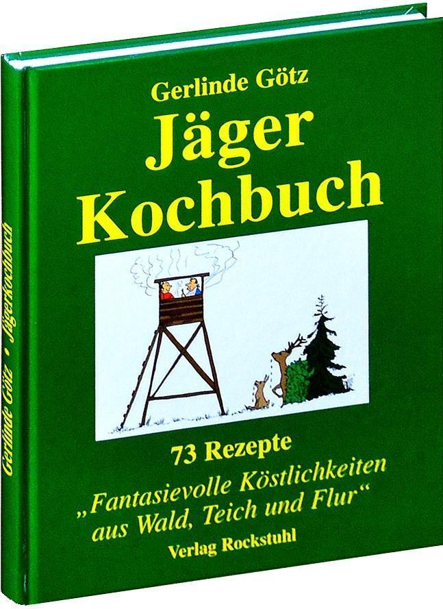 Jägerkochbuch als Buch