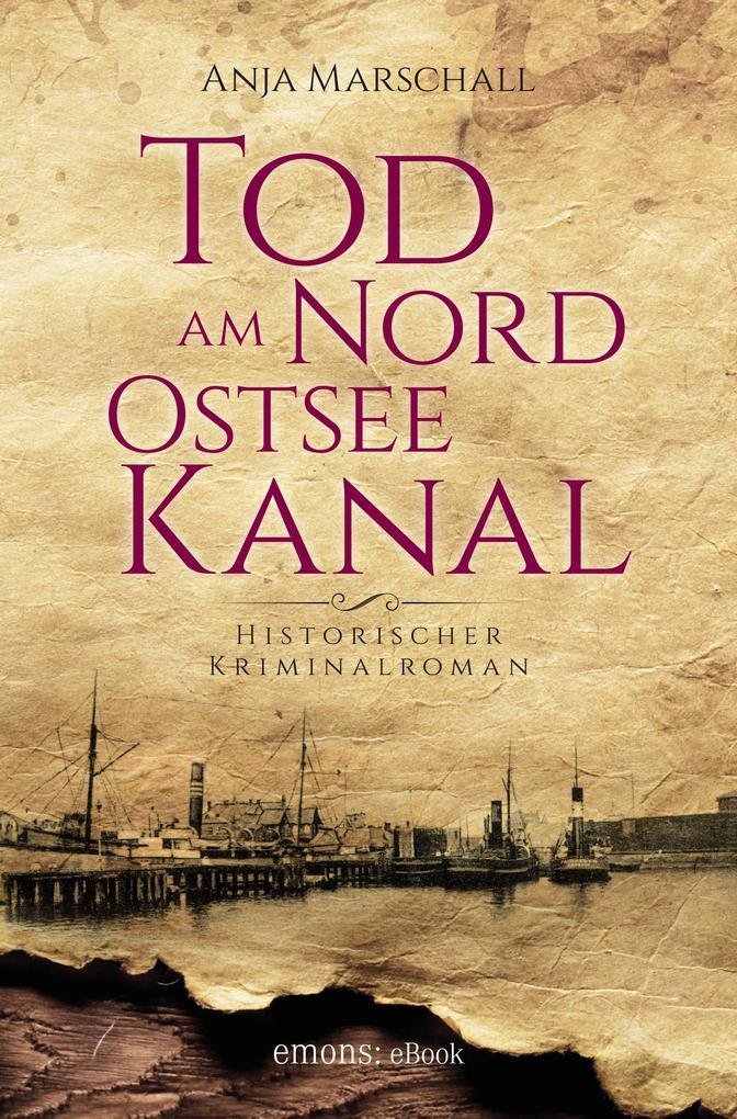 Tod am Nord-Ostseekanal als eBook