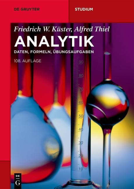 Analytik als eBook