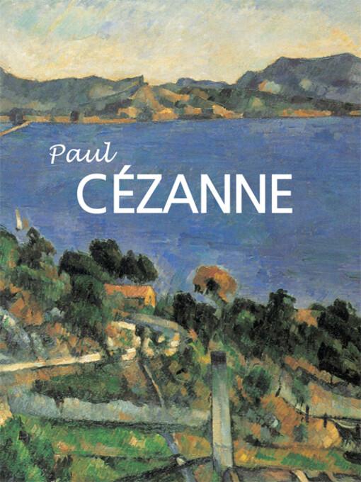 Paul Cézanne als eBook von Nathalia Brodskaya
