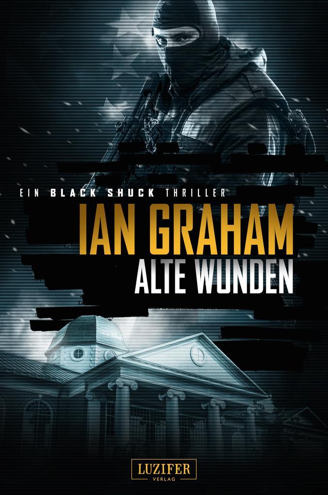 Black Shuck: Alte Wunden als Buch