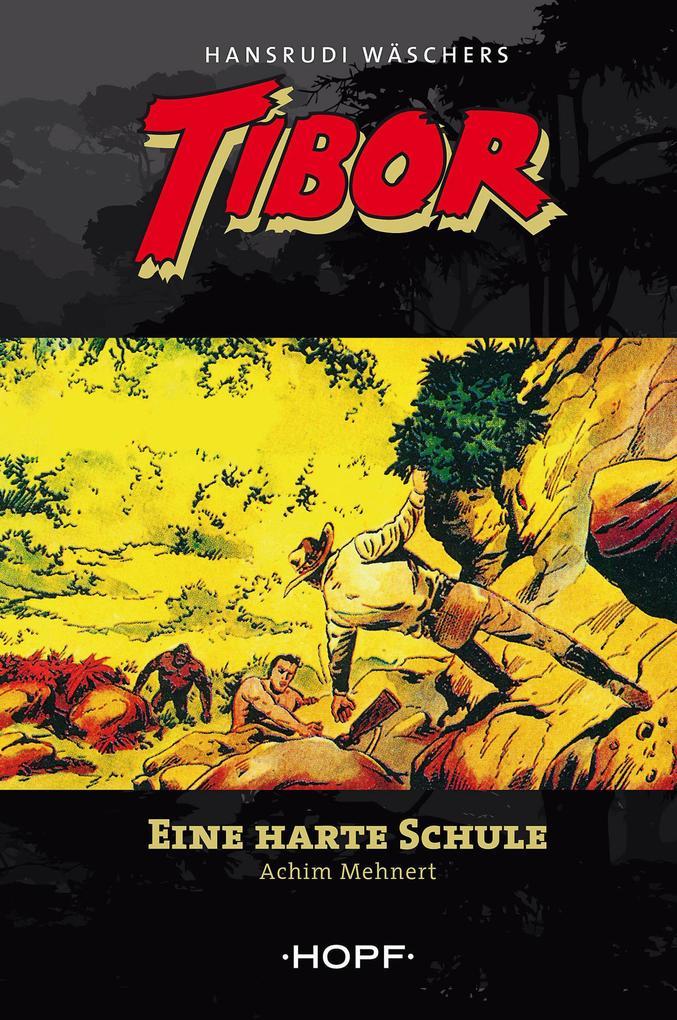 Tibor 4: Eine harte Schule als eBook