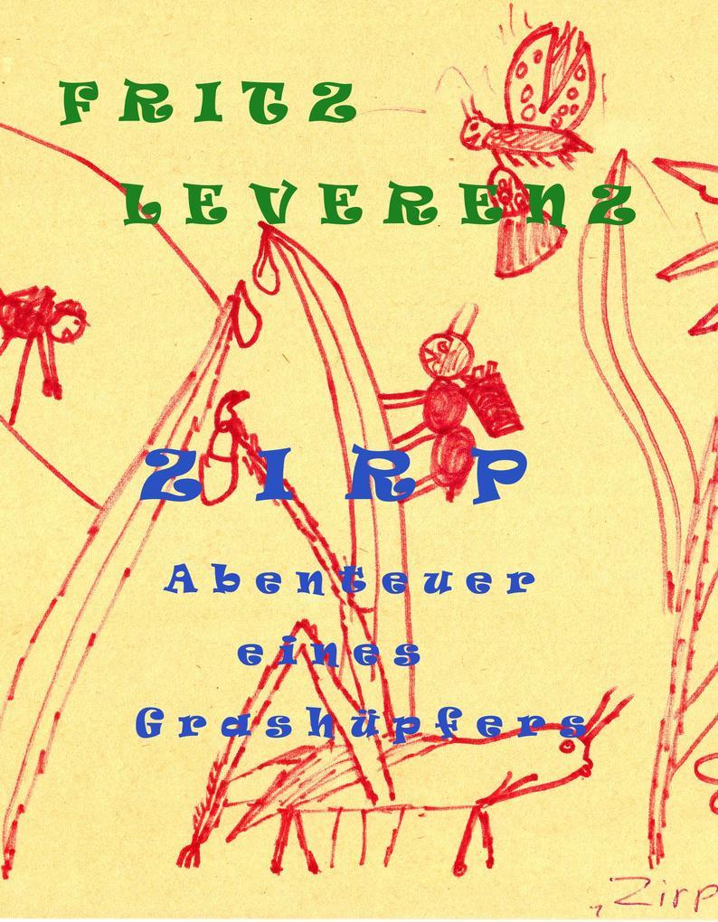 Zirp als eBook von Fritz Leverenz - via tolino media