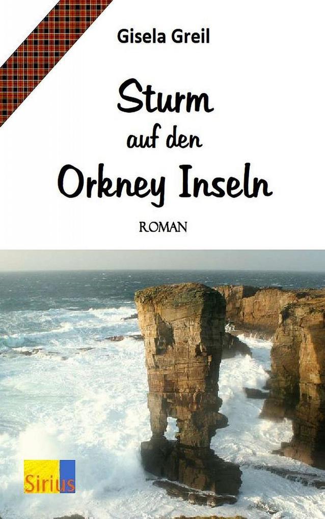 Sturm auf den Orkney Inseln als eBook