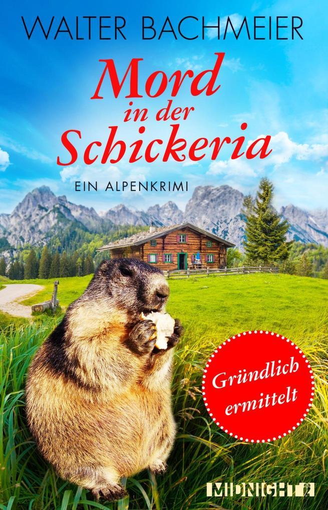 Mord in der Schickeria als eBook