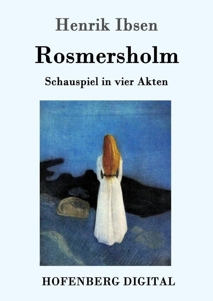 Rosmersholm als eBook