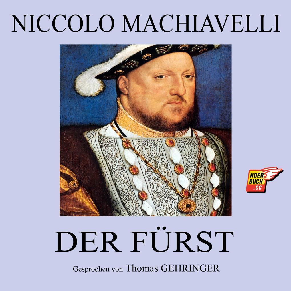 Der Fürst als Hörbuch Download