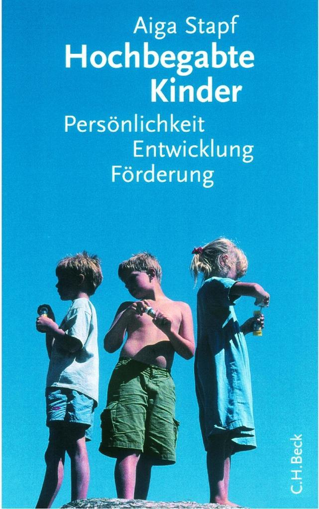 Hochbegabte Kinder als eBook