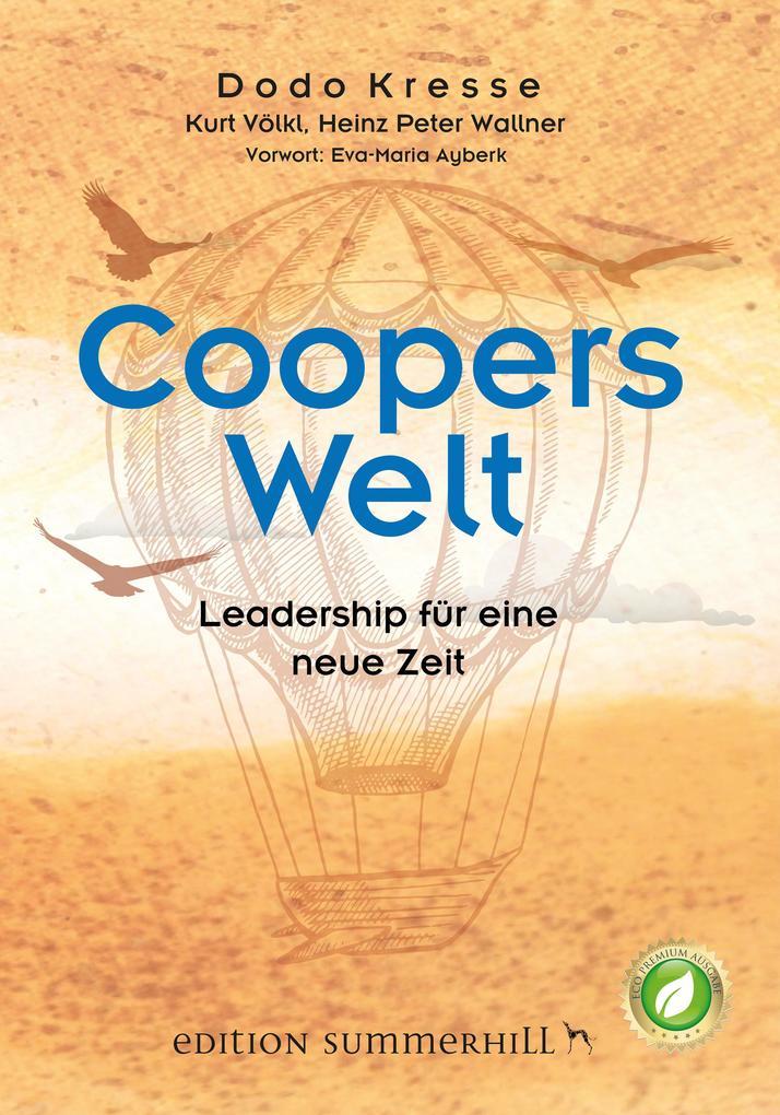 Coopers Welt als eBook