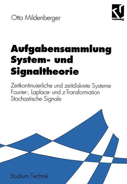 Aufgabensammlung System- und Signaltheorie als Buch (kartoniert)