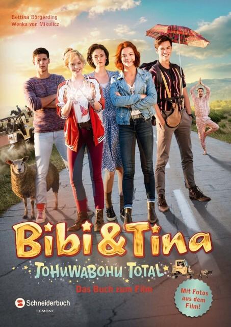 Bibi & Tina - Tohuwabohu total als Buch von Bettina Börgerding, Wenka von Mikulicz