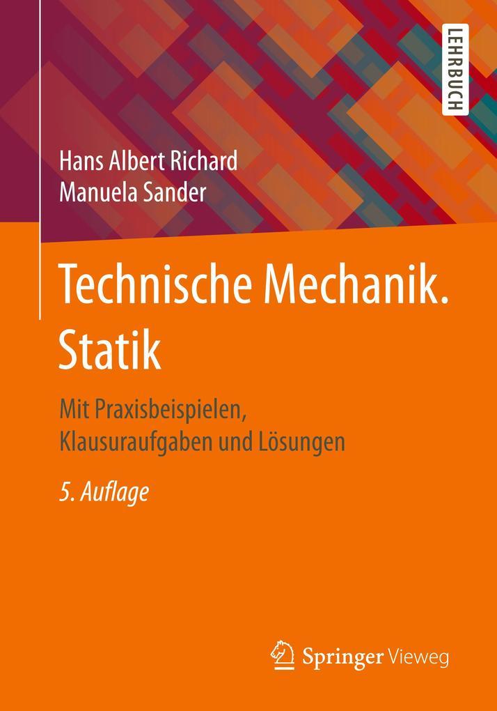 Technische Mechanik. Statik als Buch