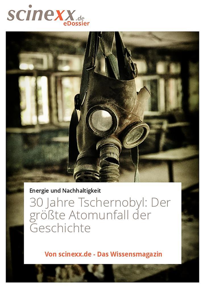 30 Jahre Tschernobyl als eBook