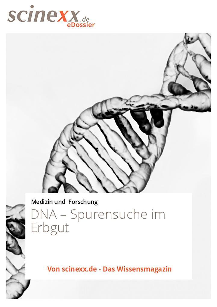 DNA als eBook
