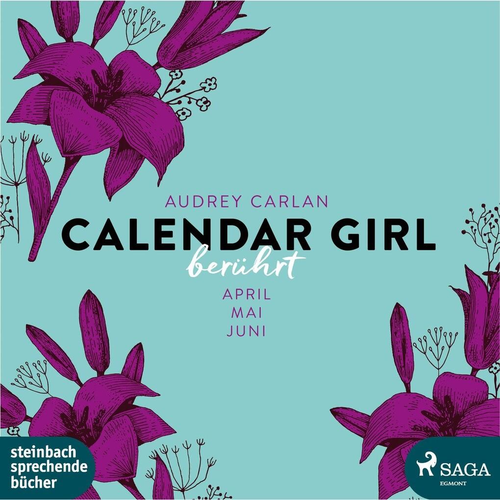 Berührt - Calendar Girl (Ungekürzt) als Hörbuch Download