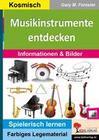 Musikinstrumente entdecken