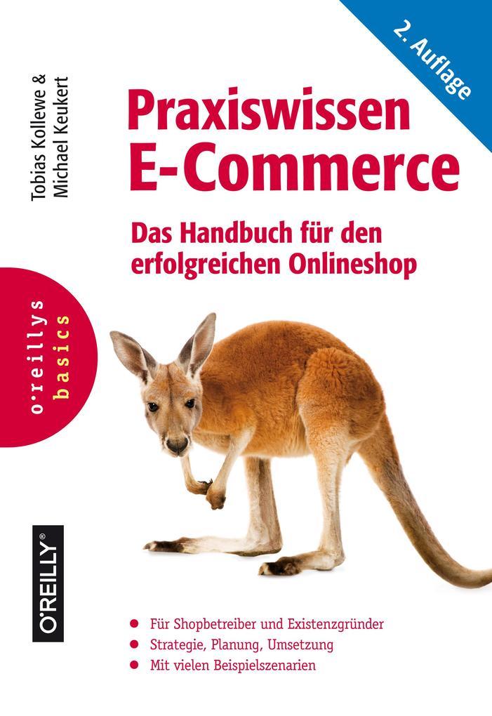 Praxiswissen E-Commerce als eBook