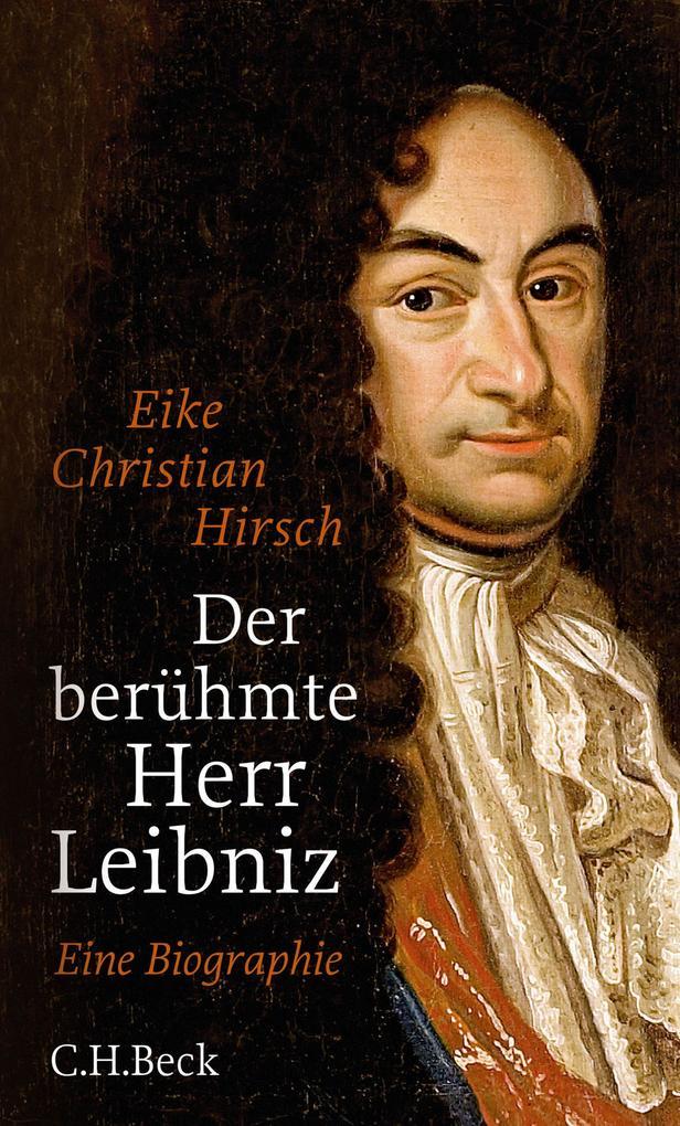 Der berühmte Herr Leibniz als eBook epub