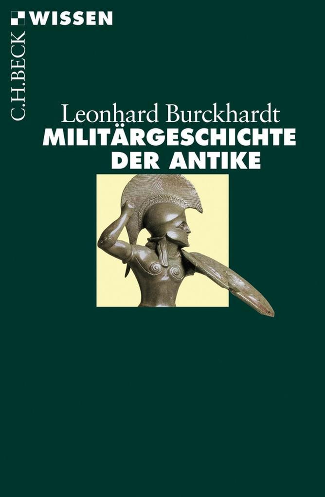 Militärgeschichte der Antike als eBook
