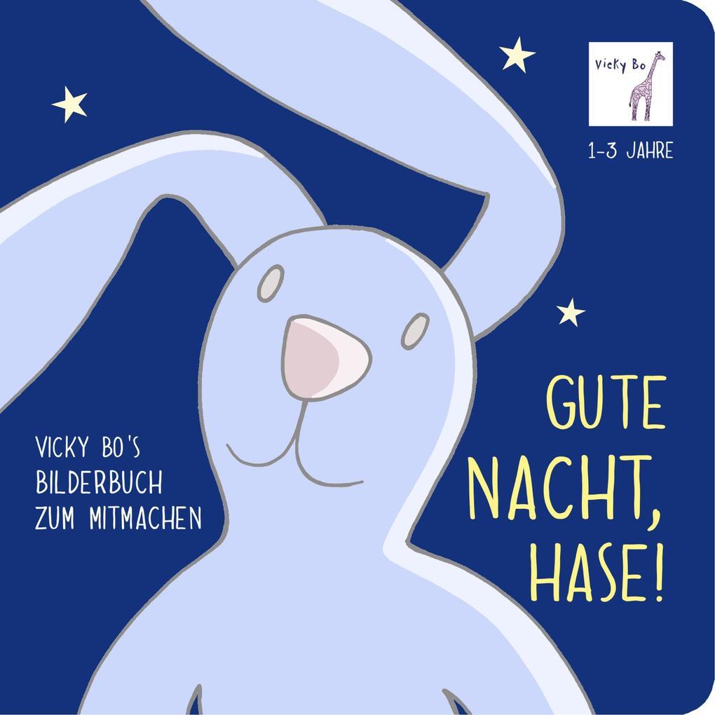 Gute Nacht, Hase! als Buch