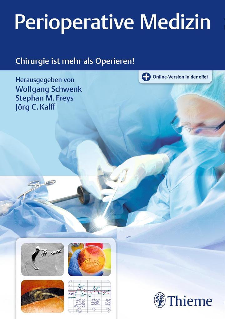 Perioperative Medizin als Buch