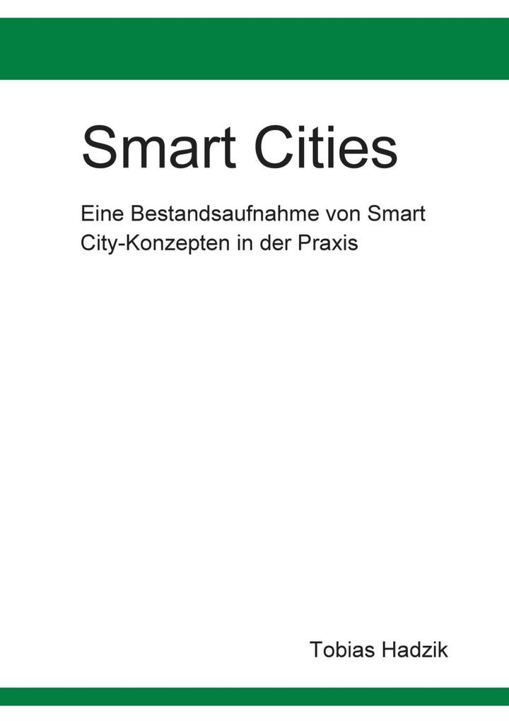 Smart Cities als eBook