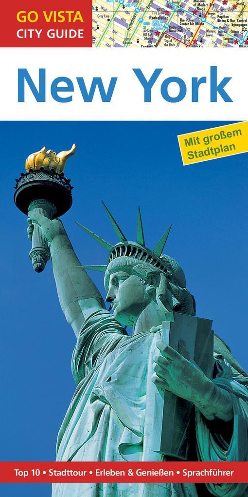 GO VISTA: Reiseführer New York als eBook