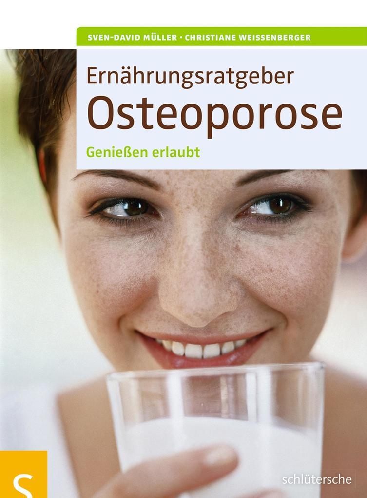 Ernährungsratgeber Osteoporose als eBook