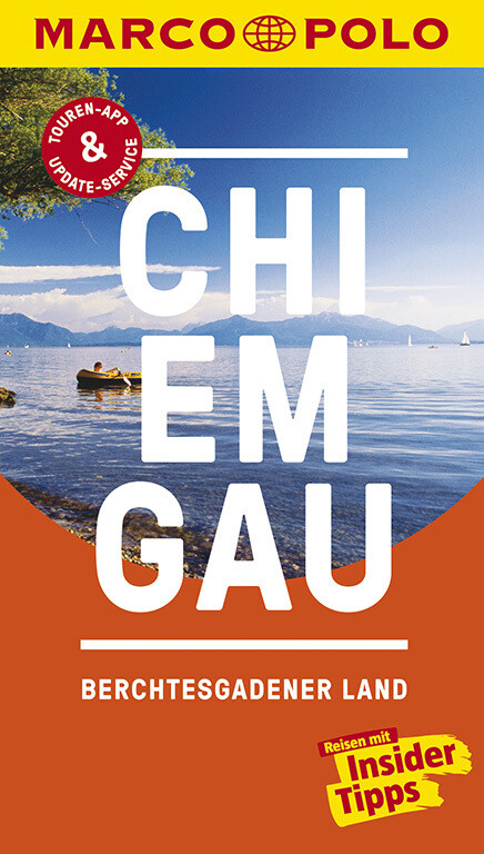 MARCO POLO Reiseführer Chiemgau, Berchtesgadener Land als Buch