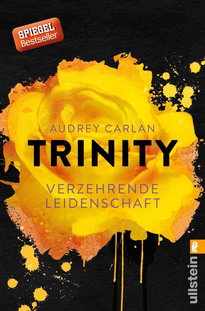 Trinity - Verzehrende Leidenschaft als eBook