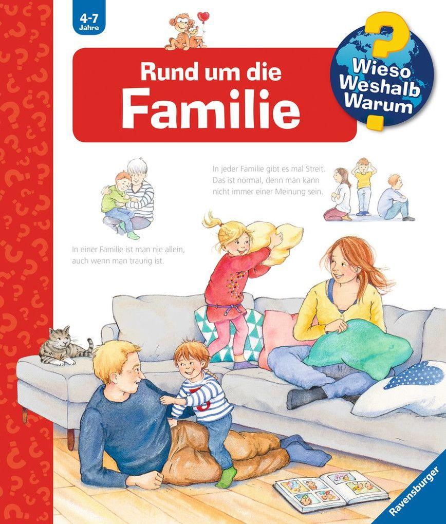 Rund um die Familie als Buch von Patricia Mennen