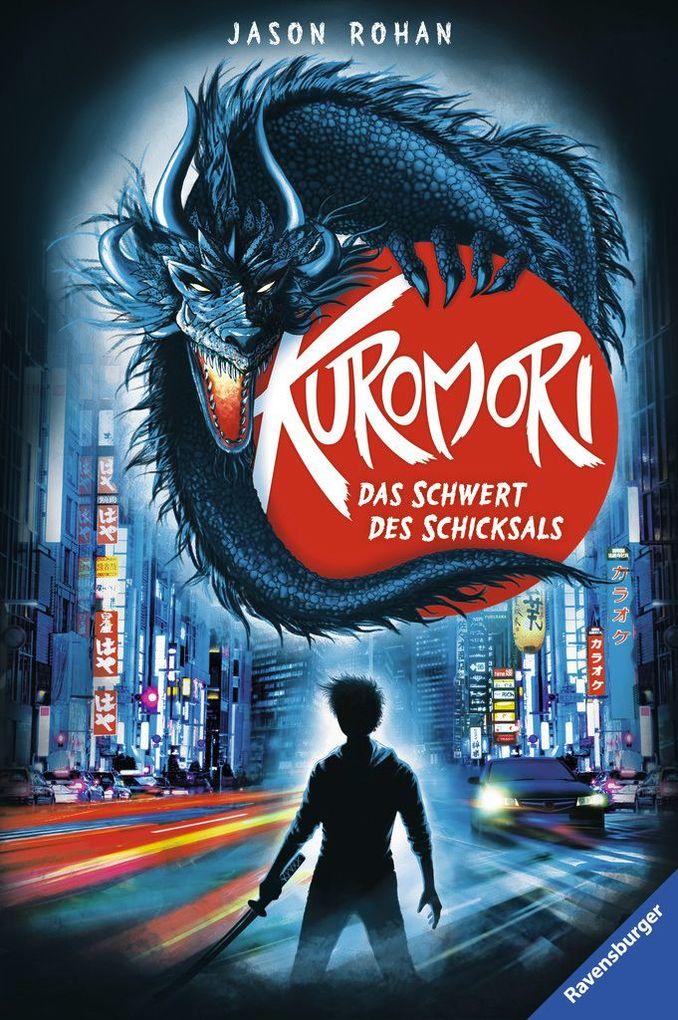 Kuromori, Band 1: Das Schwert des Schicksals als Buch