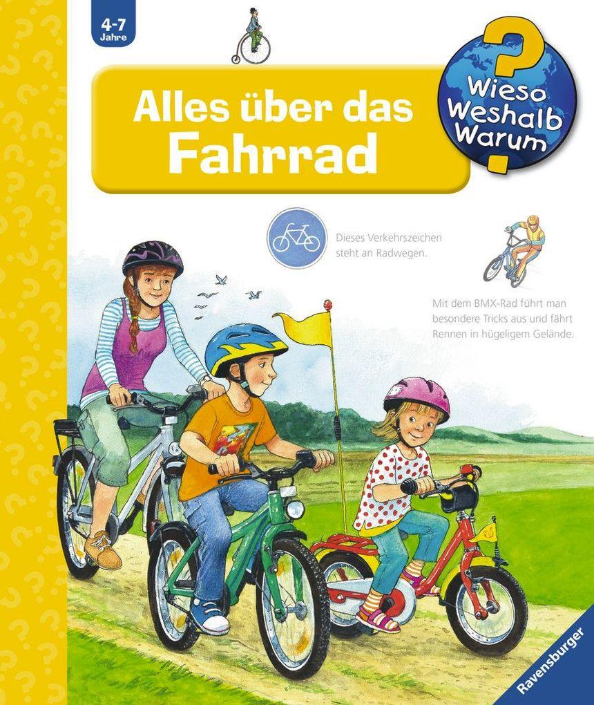 Alles über das Fahrrad als Buch von Susanne Gernhäuser