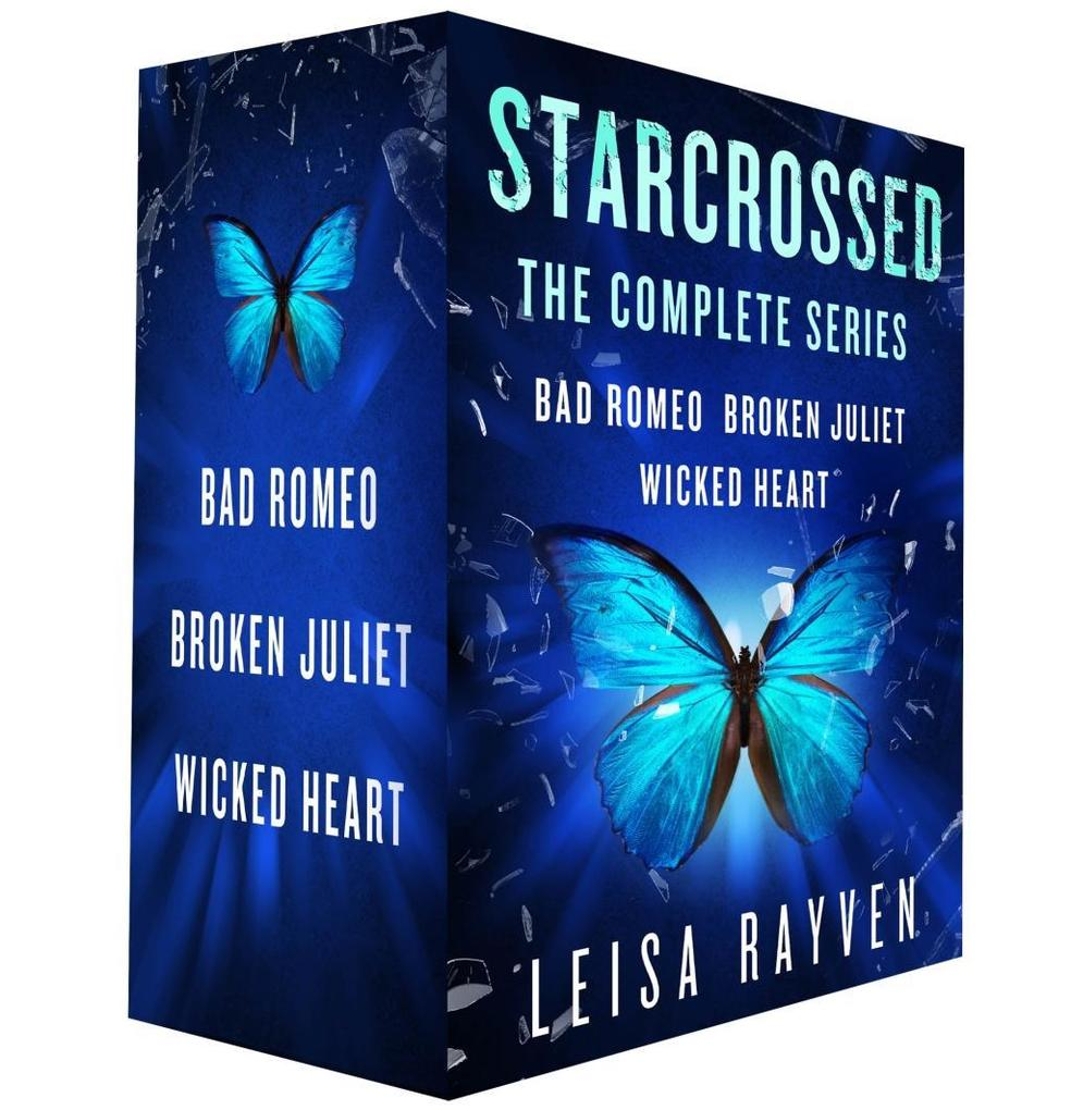 Starcrossed, the Complete Series als eBook