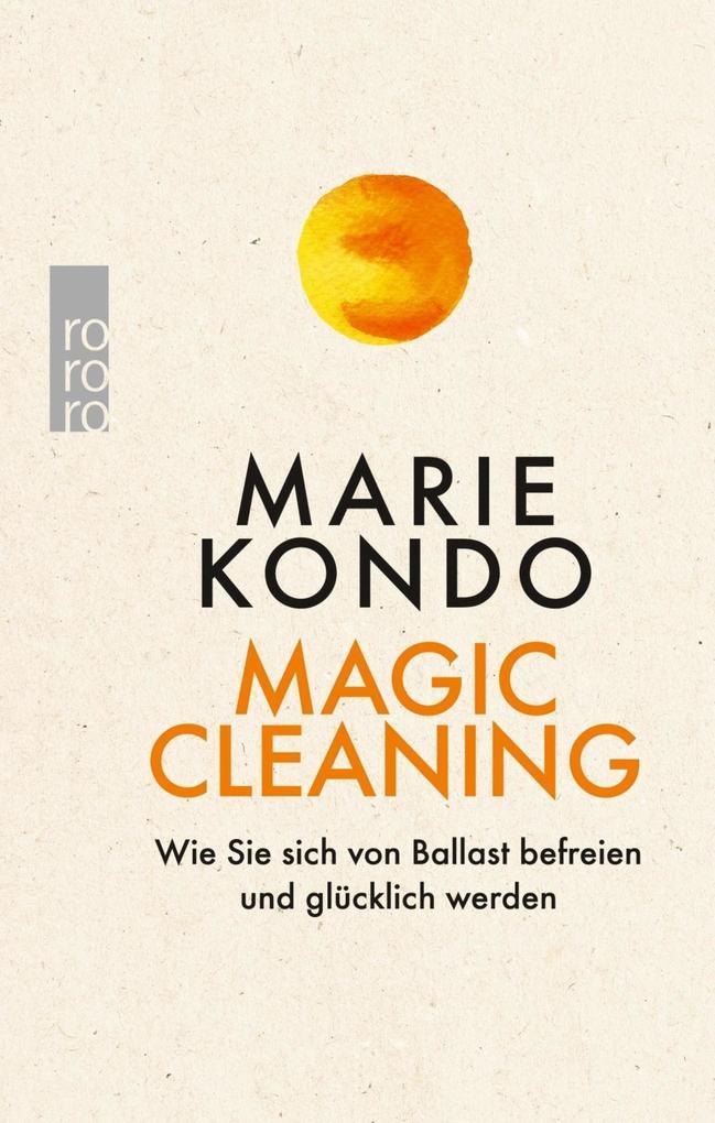 Magic Cleaning als Buch