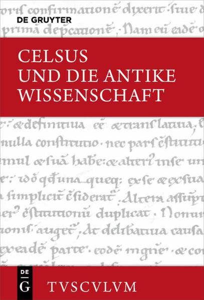Celsus und die antike Wissenschaft als Buch