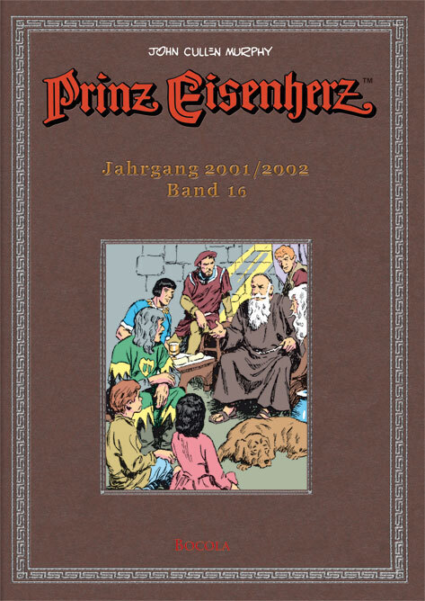 Prinz Eisenherz. Murphy-Jahre / Jahrgang 2001/2002 als Buch