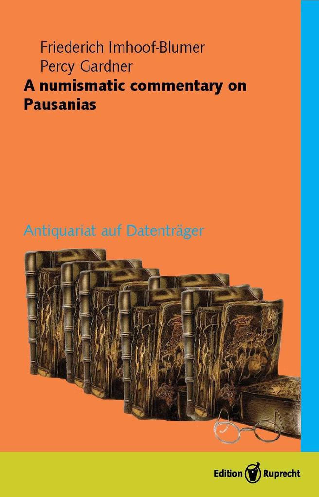 A numismatic commentary on Pausanias als eBook