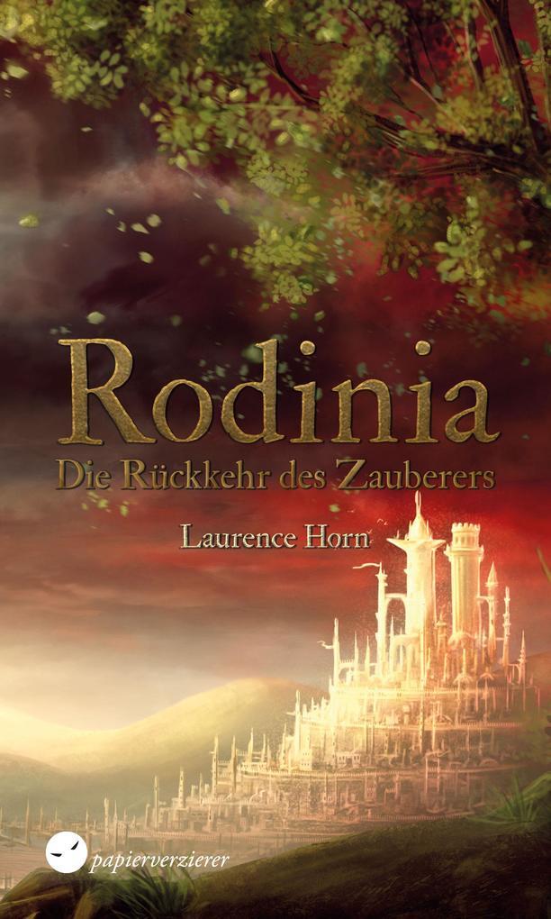 RODINIA - Die Rückkehr des Zauberers als eBook