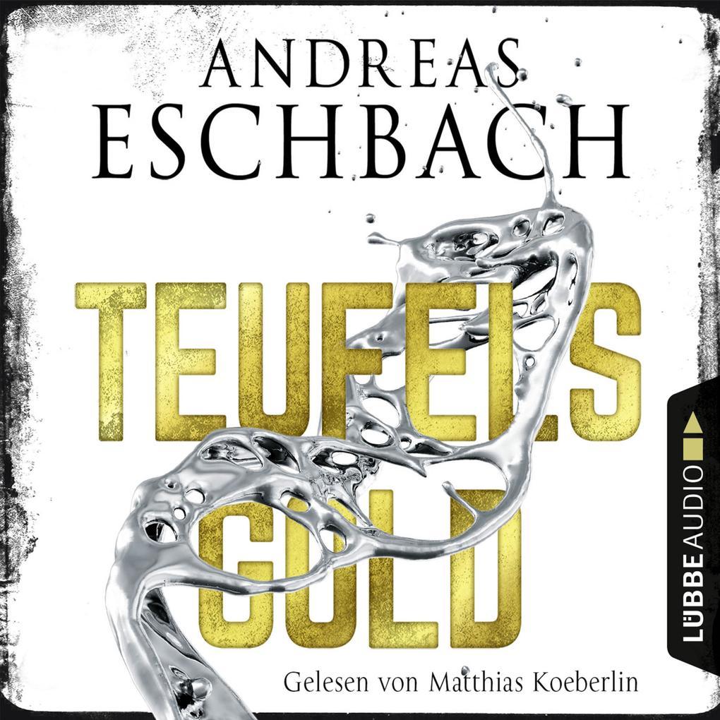 Teufelsgold als Hörbuch Download