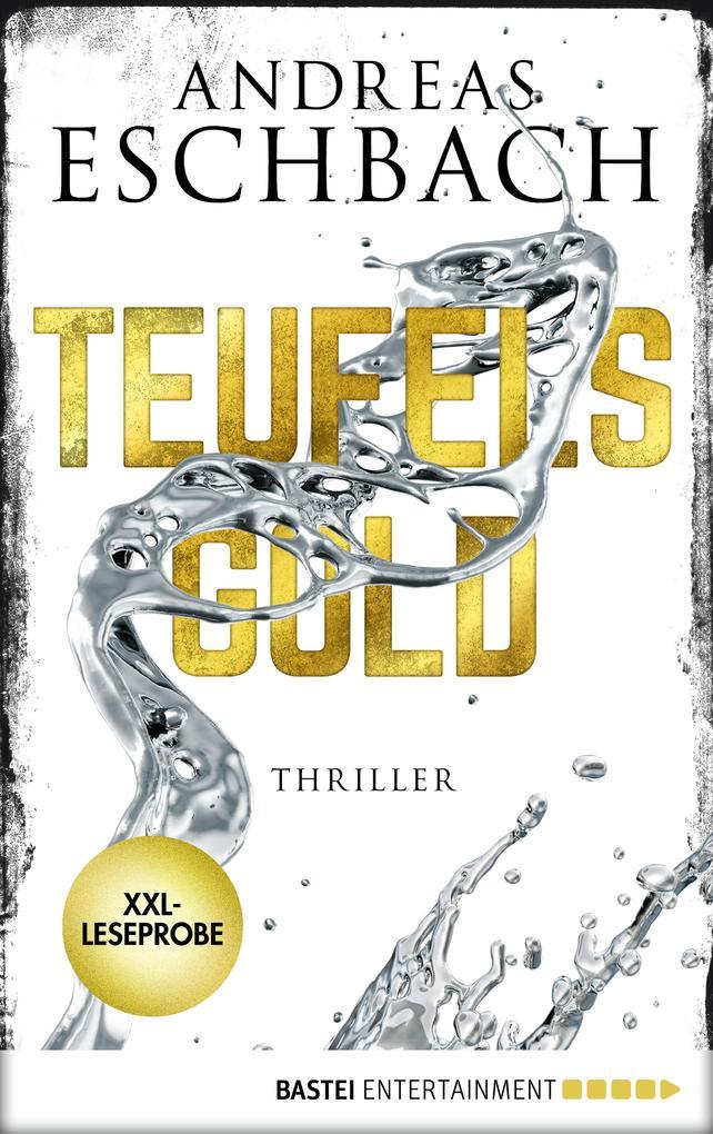 XXL-Leseprobe: Teufelsgold als eBook