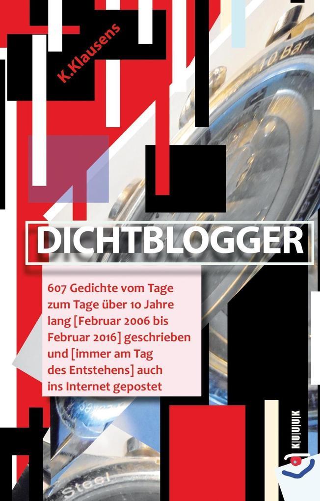 Dichtblogger als eBook