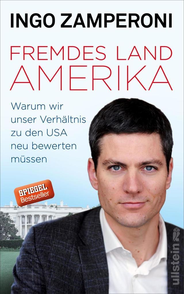 Fremdes Land Amerika als eBook