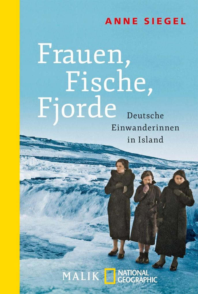 Frauen, Fische, Fjorde als eBook