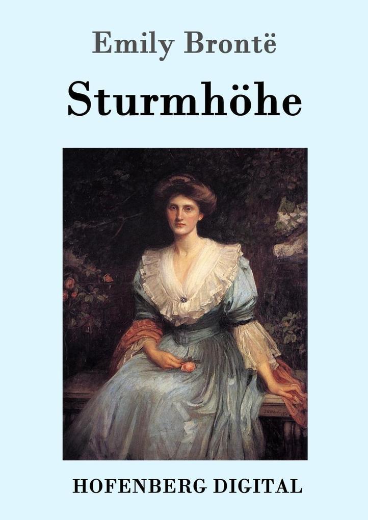 Sturmhöhe als eBook