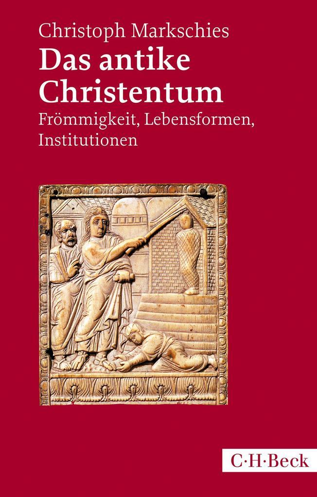 Das antike Christentum als Taschenbuch