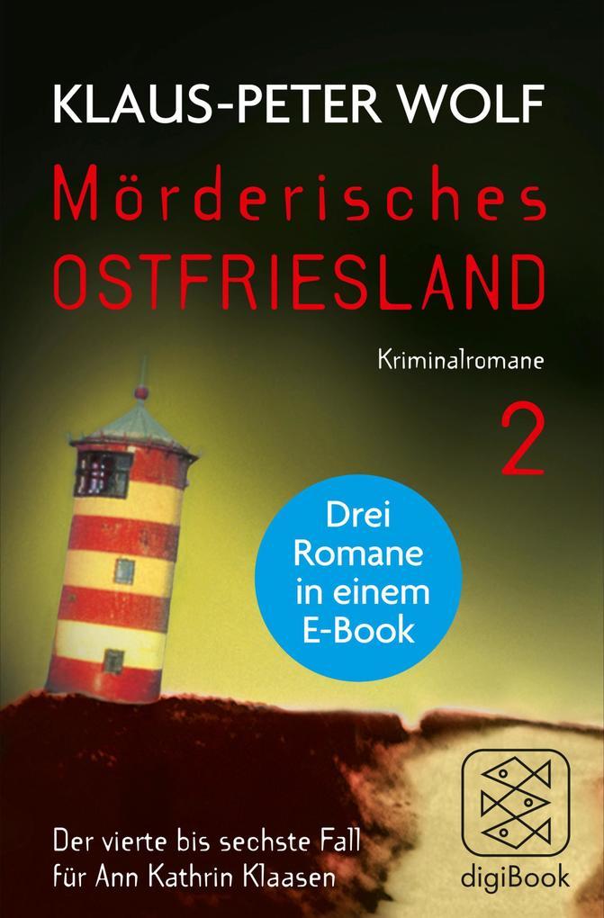Mörderisches Ostfriesland 2 (Bd. 4 - 6) als eBook