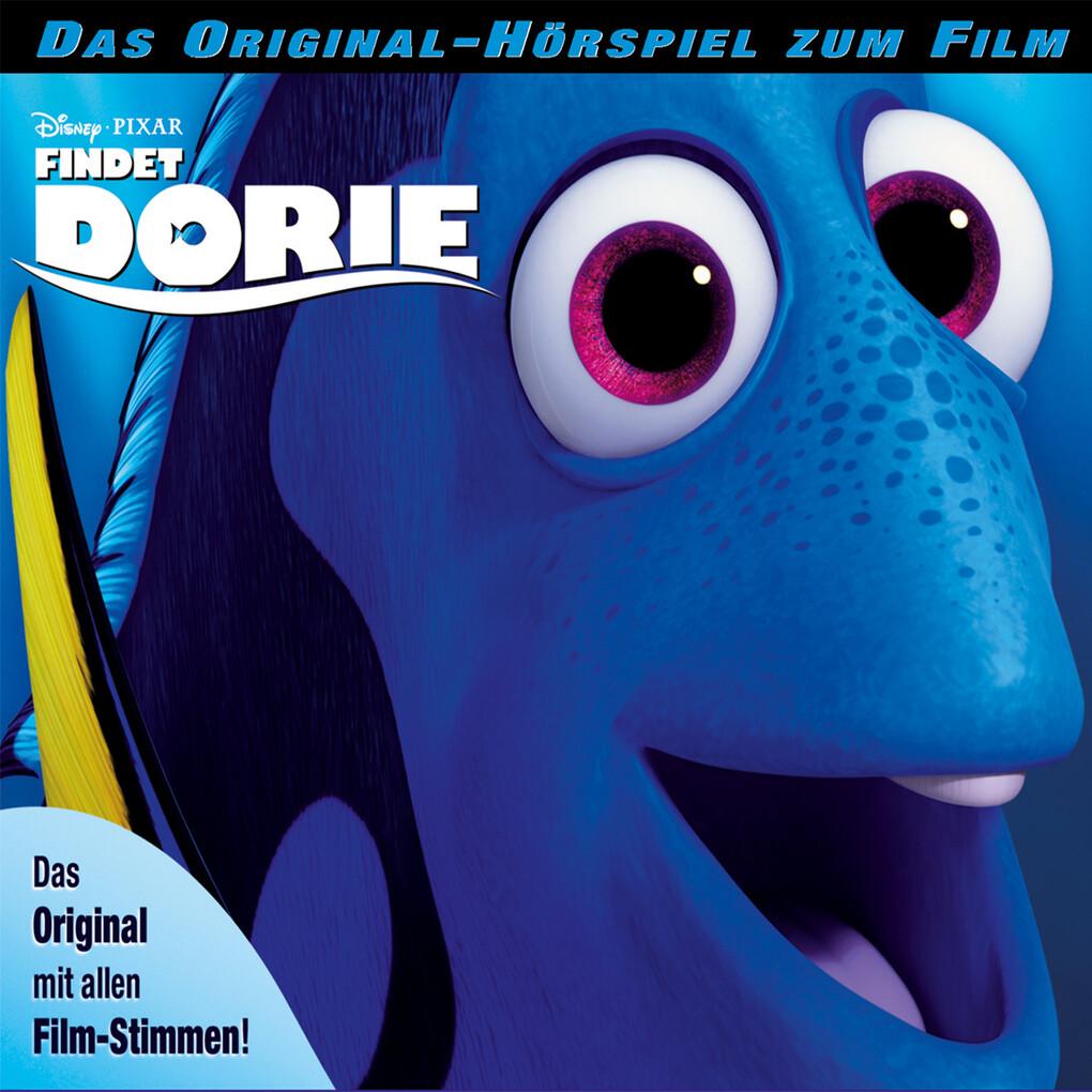 Disney - Findet Dorie als Hörbuch Download