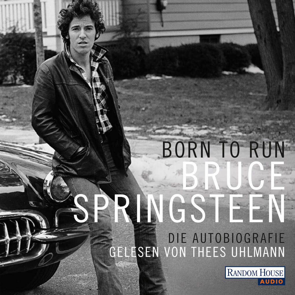 Born to Run als Hörbuch Download